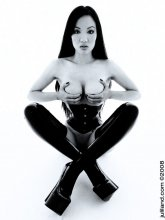 Jade Vixen is stunning with huge tits from juliland